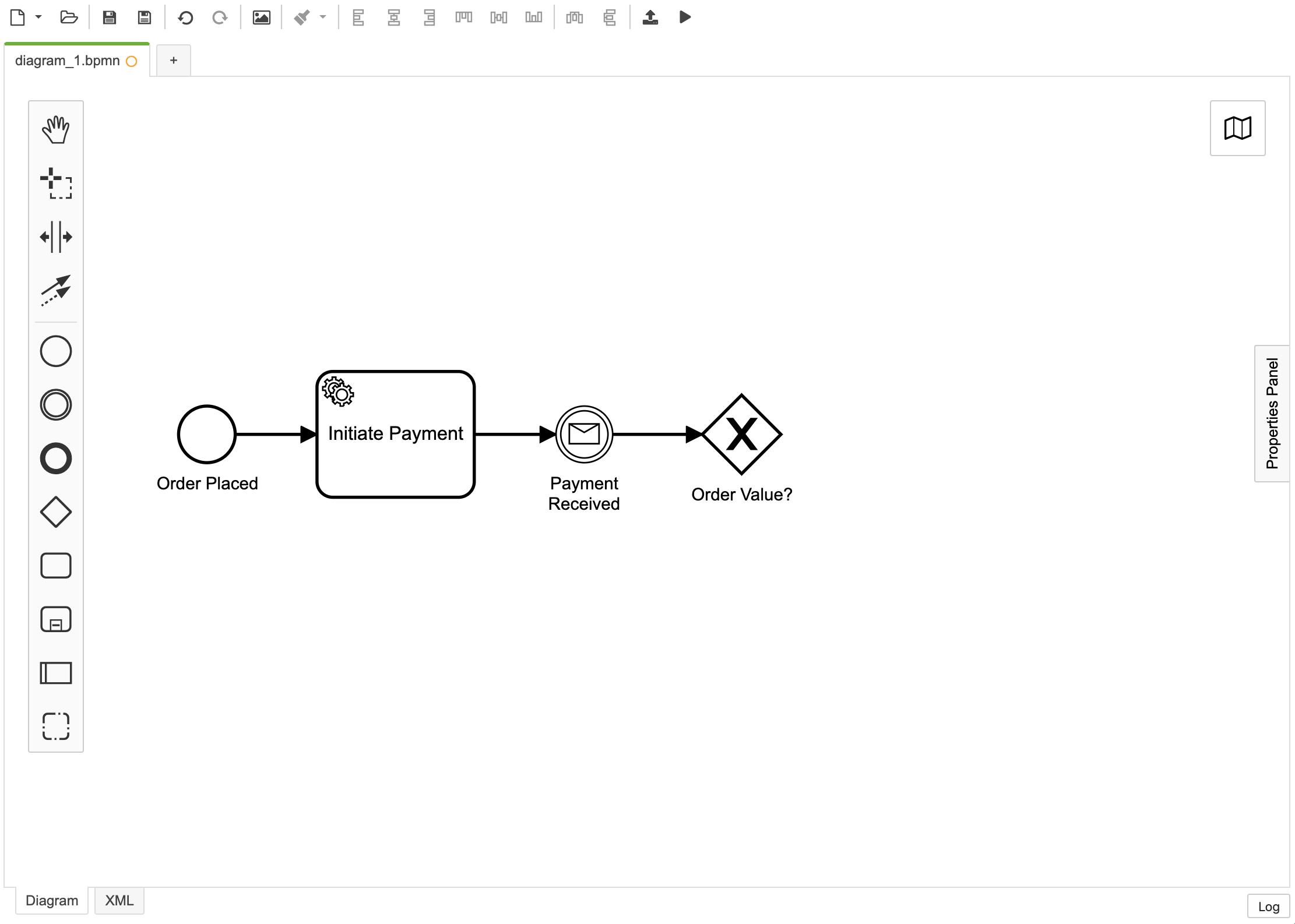 在模型中标记专有网关